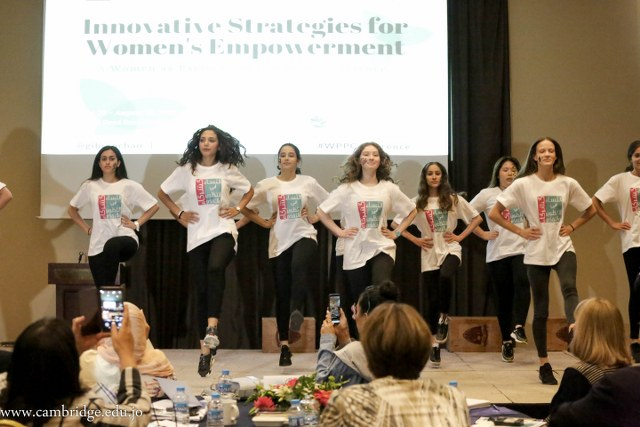 The Women as Partners in Progress Regional Conference Flash Mob