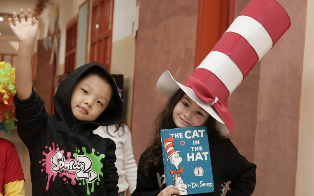 K Cat in the Hat